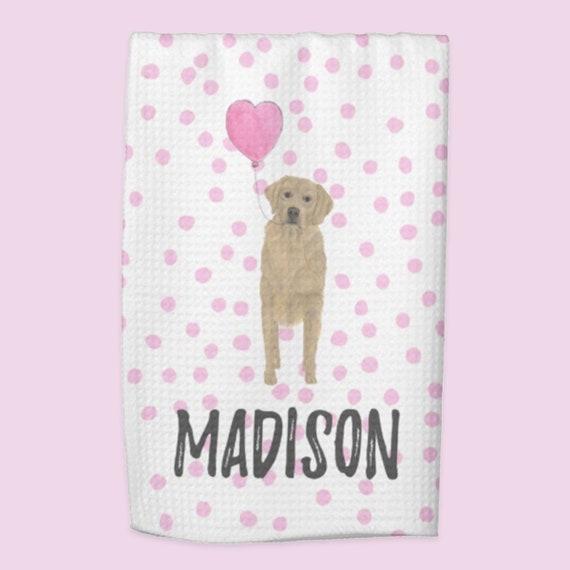 Custom Pet Tea Towel