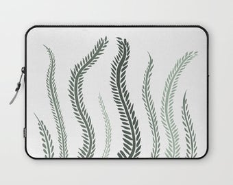 Plant Laptop Sleeve, Laptop Cover, Sleeve, Laptop Sleeve 13, Laptop Sleeve 15, MacBook Sleeve 13, Laptop Sleeve 13 inch, Laptop Sleeve 15 in