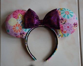 Alice in Wonderland Disney Ears