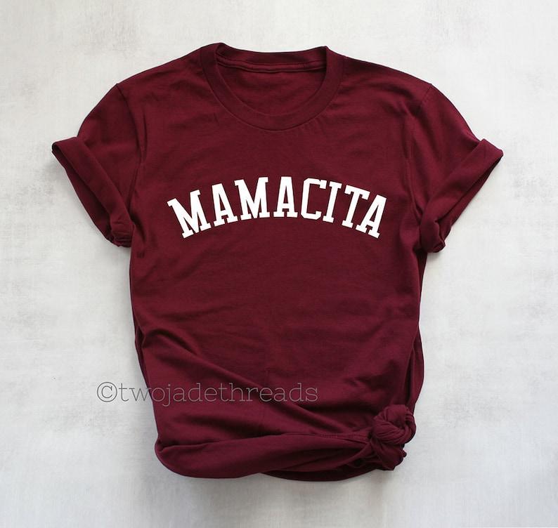 f863012b200d3 Mamacita maternity shirt pregnancy announcement tshirt | Etsy