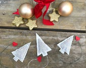 Christmas Tree Shaped Tea Bags - your own personalized tea, choose your own flavor