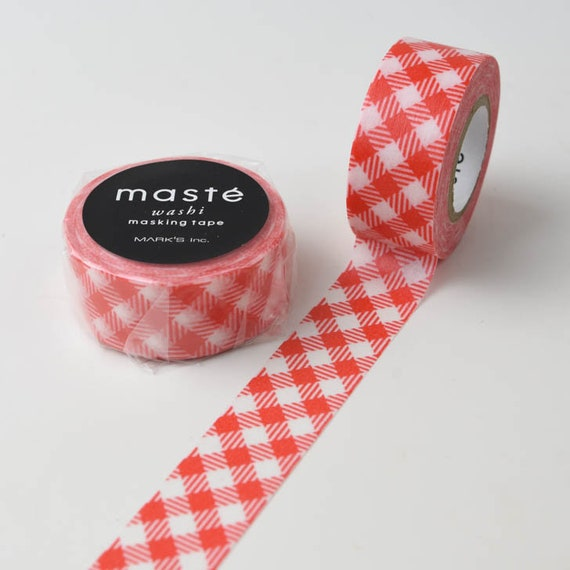 StrawberryMushmallowDuckRabbitHeartValentineAngelSummer PETwashi masking tape by PAPA Apple for Journal Card Deco Whole Roll