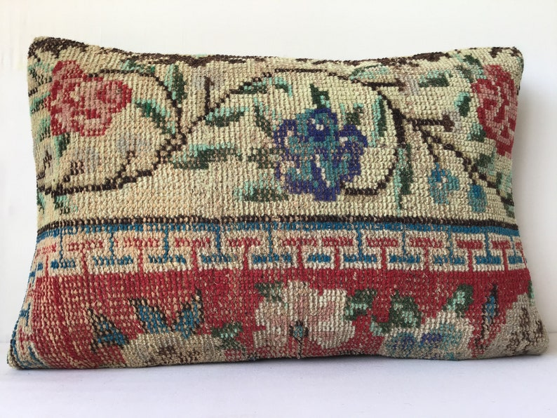 60x40 cm 24x16 inch,Rug Pillow,Kilim Pillow,Carpet Pillow,Moroccon Pillow,Decorative Pillow,Handmade Pillow,Bench Pillow,Sofa Pillow,Pillows