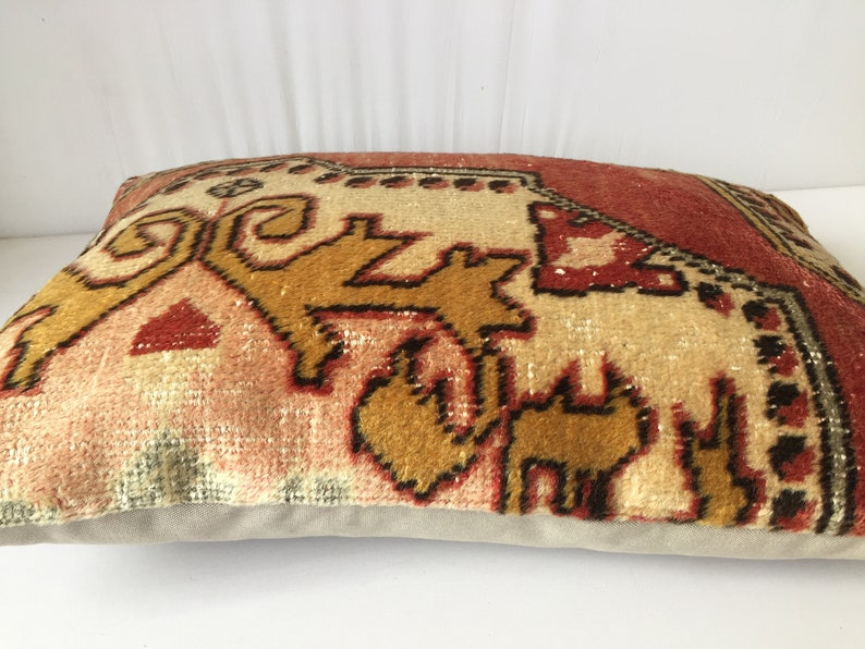 70x50 cm 28x20 inches,Turkish Pillow,Rug Pillow,Moroccon Pillow,Turkish Rug Pillow,Kilim Pillows,Oriental Rug Pillow,Carpet Rug Cushion,Rug