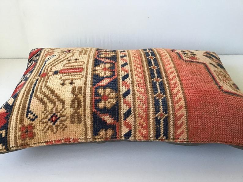 60x40 cm 24x16 inch,Kilim Pillow,Rug Pillow,Carpet Pillow,Moroccon Pillow,Accent Pillow,Handmade Pillow,Bench Pillow,Rug Cushion,Rug Pillows