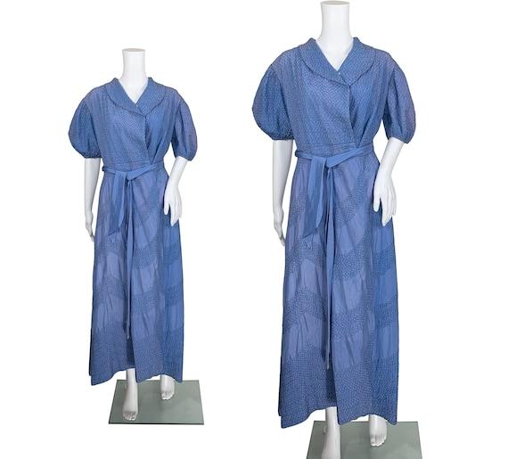 1940s Textured Taffeta Coat