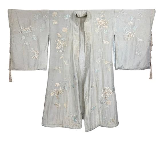 1920s Embroidered Kimono