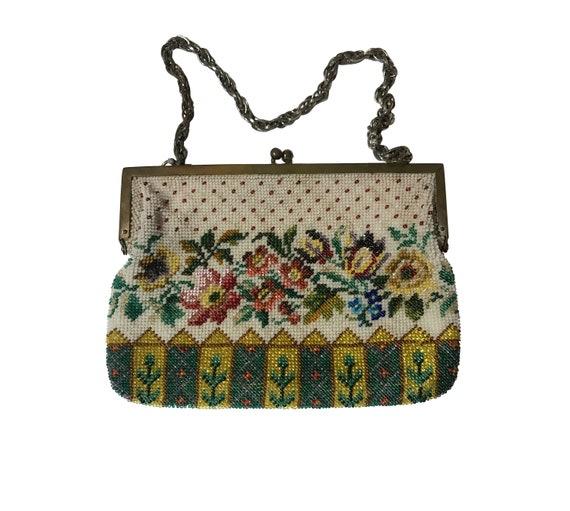 Edwardian Beaded Bag
