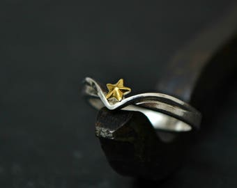 Wonder Woman Ring, Super Hero Wonder Woman Geek Engagement Ring Jewelry, Girl Power Diana Prince Jewelry
