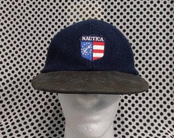 Vintage NAUTICA Cap Hat 1f51439d0ef9