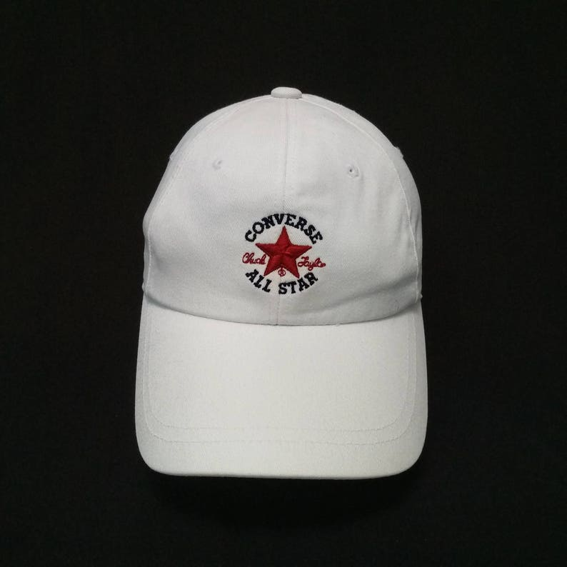 1e7440cafed Vintage Converse All Star Cap Hat Outdoor Stylish Street