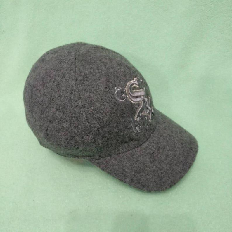 c211fbb8f6eb9 Vintage CHICAGO WHITE SOX Cap Hat Baseball Snapback Hat