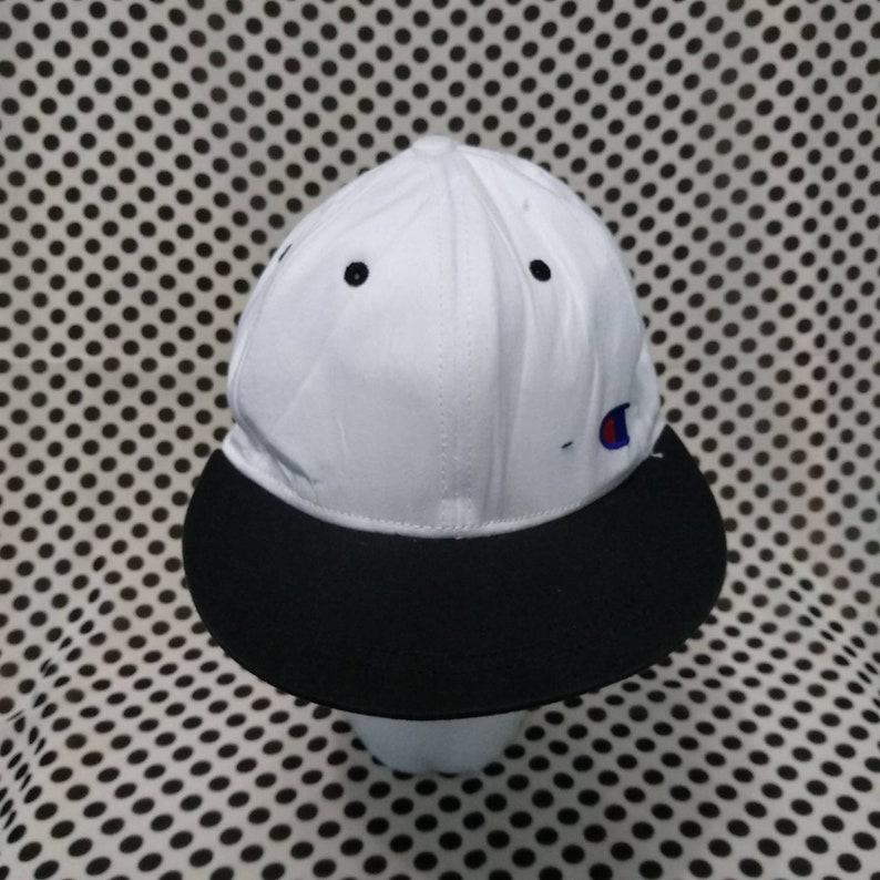 e77271118d1 Vintage Champion Cap Hat Small Logo Outdoor Street wear