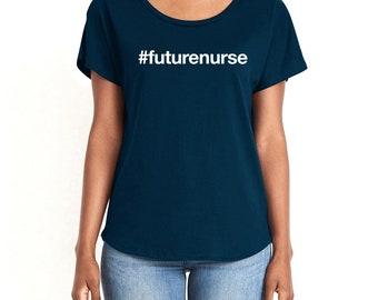 Hashtag Future Nurse (white)