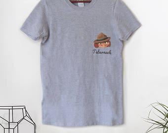 T-shirt cut mixed Canadian