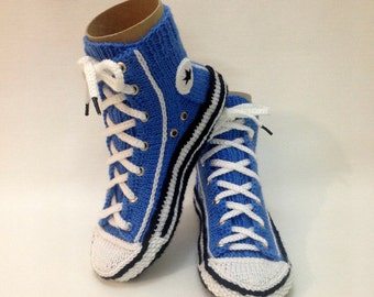 Converse Slippers Etsy