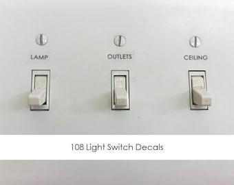 Light switch | Etsy
