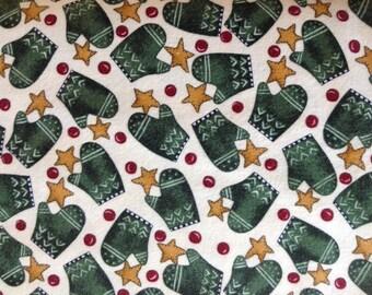 Moda Flannel-- Holly Jolly Snowman Flannel by Kathy Schmitz 5972-23F              -- 1/2 yard increments