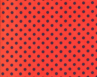 Michael Miller Fabrics Dumb Dots CX2490-TWIL-D  -- 1/2 yard increments