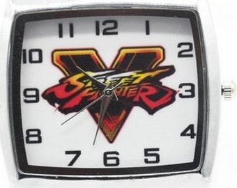 Reloj Street Fighter