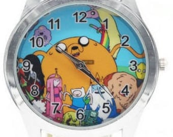 Finn & Jake Adventure Time Watch