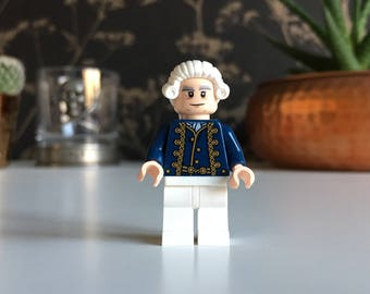 NEW LEGO GEORGE WASHINGTON MINIFIG president figure minifigure u.s.a patriot