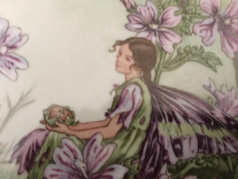 Heinrich Villeroy /& Boch The Mallow Fairy Decorative Plate