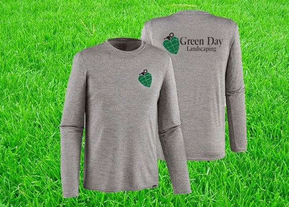 image 0 - Landscaping Company Shirts Gardener Tshirts Personalized Gift Etsy