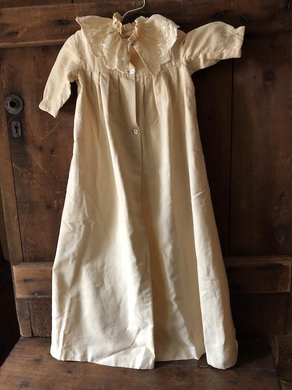 Edwardian Christening Coat