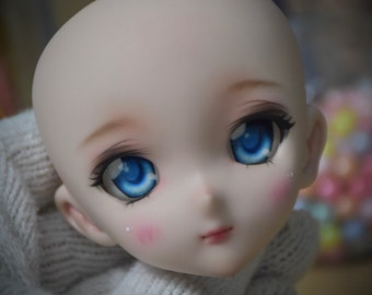 No.002  DDH-10 Dollfie Dream Head Face-Up