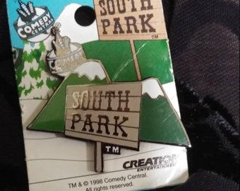 87aacd49b7c Vintage South Park Enamel Pin