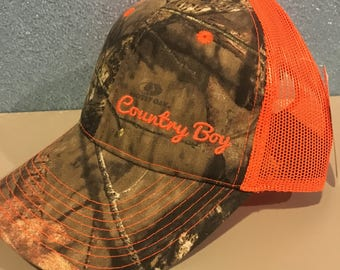 f9f2c504f17 Country Boy, Country Guy, Jeep Guy Embroidered Hats / Beanie