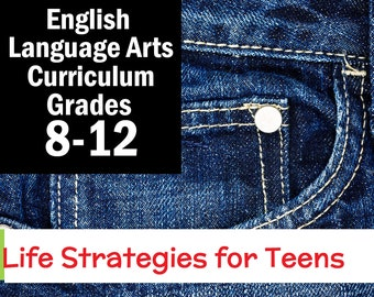 Life Strategies for Teens Bundle | Healthy Habits for Effective Teens