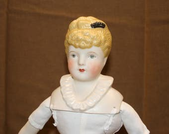 Antique 1880s Parian Doll Reproduction