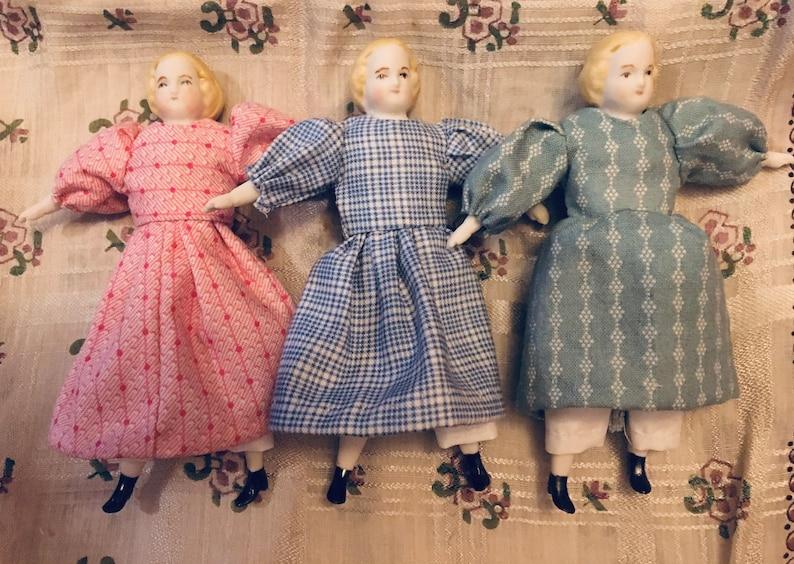 Ella the  19th century dollhouse doll image 0