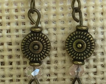 Angkor Wat earrings