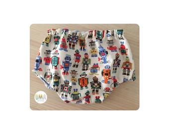 Baby Shorts Robots; Bloomer Robots