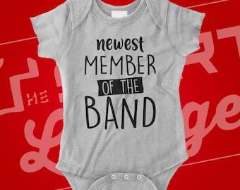 Baby girl Cool baby Onesie\u00ae Rock and Roll Onesie\u00ae Baby Shower Gift Baby boy Toddler Baby Onesie\u00ae Skeleton Onesie\u00ae Newborn Onesie\u00ae