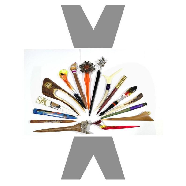 Resin Hybrid Pen Blank 2654 no