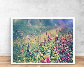 nature print, nature poster, nature printable, flowers print, flowers printable, floral print, greenery wall art, botanica, Instant Download