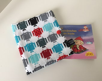 Mini Buchhülle,Buch Hülle,Kinderbuch