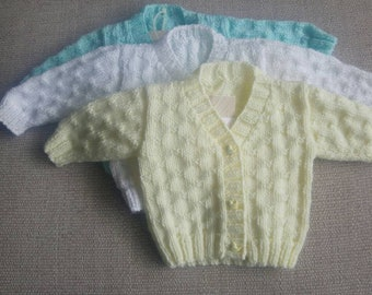 41f4de088 Lemon baby cardigan