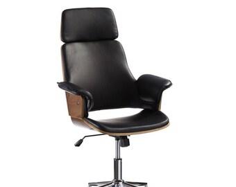 vintage office chair.  Vintage Office Chair Modern Office Wood  Desk Furniture Vintage Intended Vintage Chair