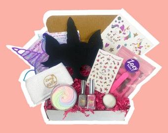 Birthday Gift for Best Friend Mini pi\u00f1ata gift box Birthday Gift for Her Princess Unicorn Mini Pi\u00f1ata Party in a Box Friend Gift Box