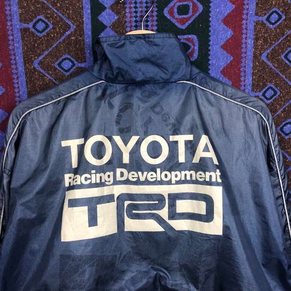 Toyota Trd Racing Development