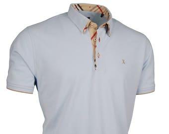 2300333e83e Premium-Poloshirt von Giorgio Capone