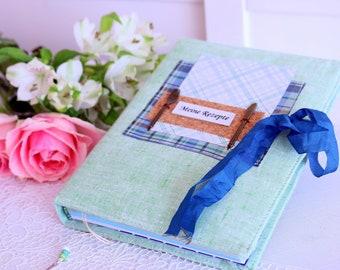 Notebook, «Livre de recettes» 327