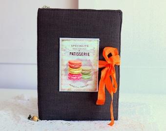 Notebook, «Livre de recettes» 326