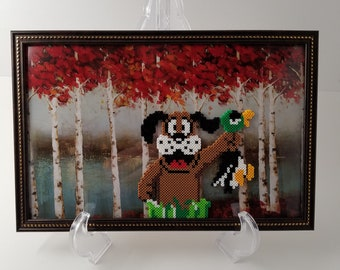 Duck Hunt Dog Wall Art