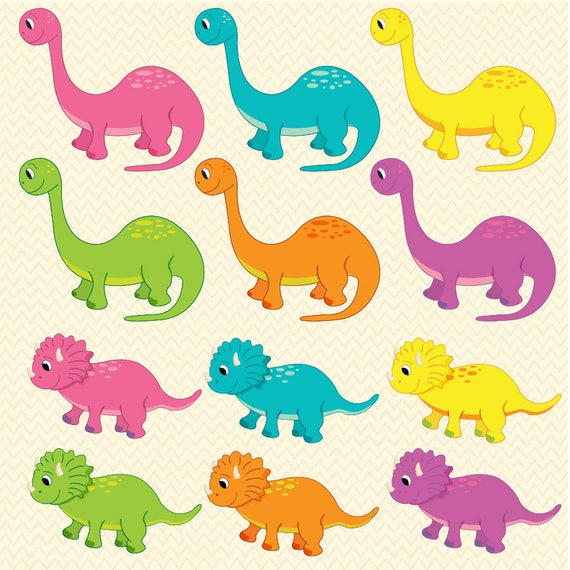 Set of 2 Recur Dinosaur Toy Bundle for Girls and Boys with Tyrannosaurus Rex and Stegasaurus